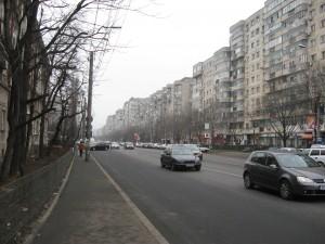 Bulevardul Constantin Brancoveanu Berceni