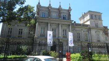 Palatul Știrbey din București