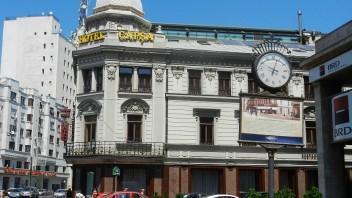 Trei hoteluri de pe Calea Victoriei și o scurtă istorie a lor