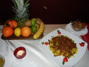 Lansare meniu de toamnă la Casa Satya