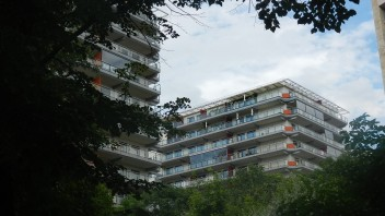 Un ansamblu imobiliar: New Town Residential