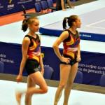Campionatele Naționale de Gimnastică – antrenamentul oficial