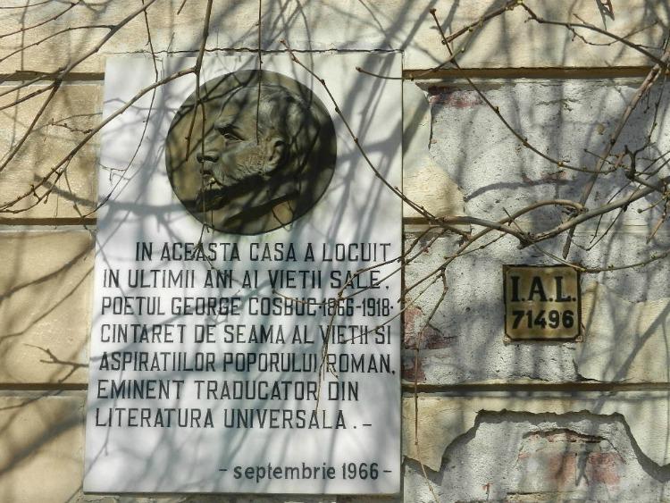 Cosbuc-placa-memoriala
