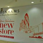 Debenhams redeschide magazinul din Mall Vitan