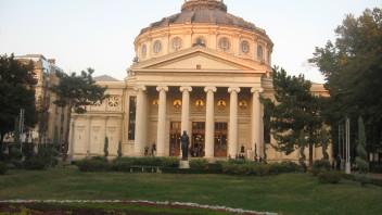 Ateneul, clădire emblematică a culturii noastre [1-scurt istoric]