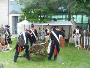 Cum a fost la Zilele Muzeului Militar