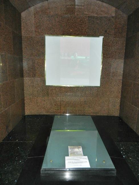 Monument-interior