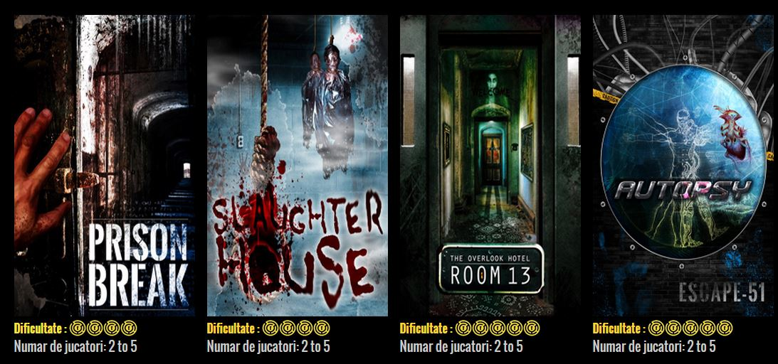 Real Escape Room Bucuresti