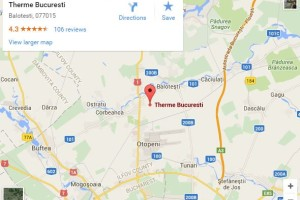 Unde ne cazăm în zona Therme București