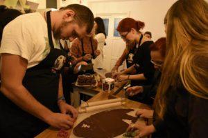 Cum a fost la workshopul culinar Vladut's Story by Romanian Art&Craft