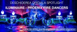 SPOTLIGHT –  Festivalul Internațional al Luminii începe mâine la București