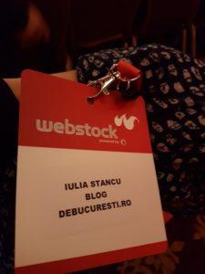 Webstock 2017 cu câteva impresii