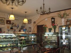 O cofetarie din Brasov