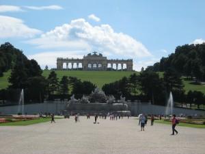Gloriette - Schonbrunn