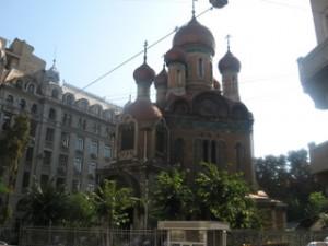 Biserica Rusa sau Biserica Studentilor